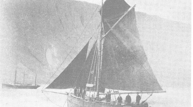 Gyða BA (+1910)
