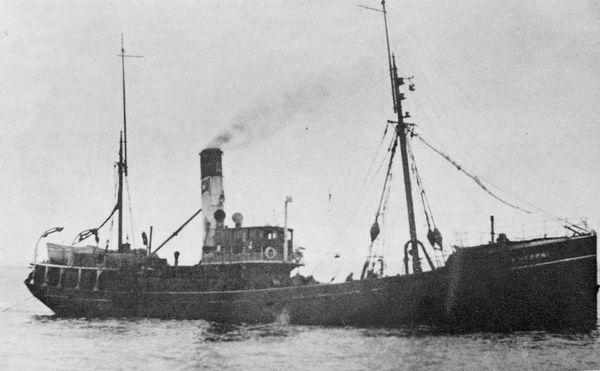 HALAVEÐRIÐ (+1925)