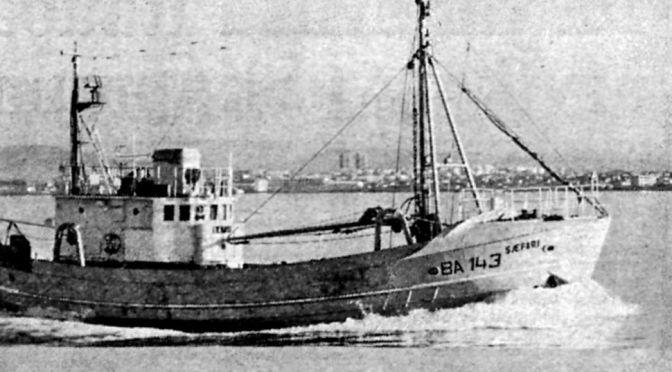 Sæfari BA-143 (+1970)