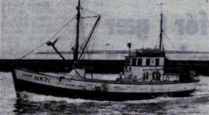 Freyja BA-272 (+1967)